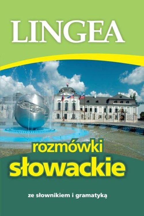 Rozmówki słowackie ze słownikiem i.. Cover