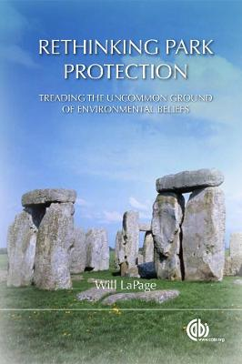 Rethinking Park Protection: Treading the.. Cover
