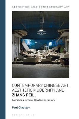 Contemporary Chinese Art, Aesthetic.. Cover