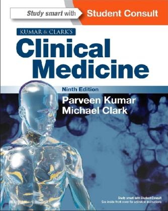 Kumar & Clark Clinical Medicine Cover