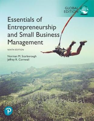 Essentials of Entrepreneurship and Small.. Cover