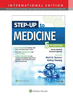 STEP-UP TO MEDICINE 5E (INT ED) Cover