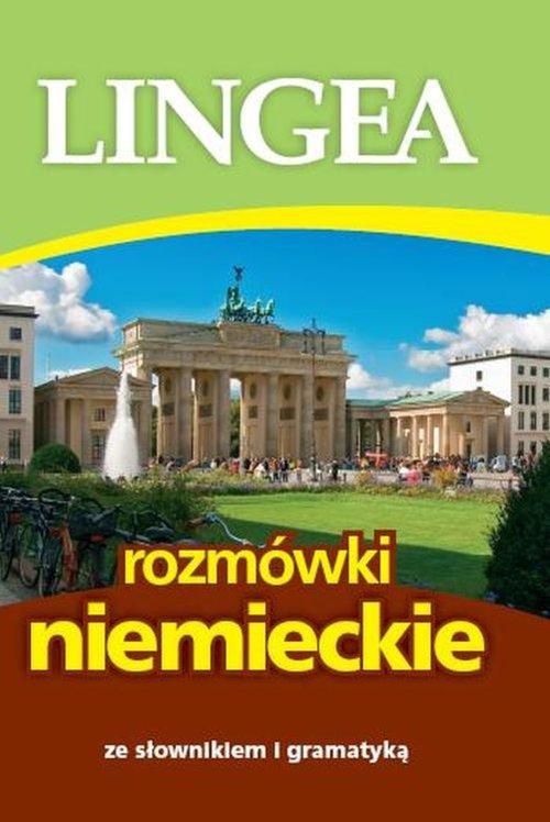 Rozmówki niemieckie Cover