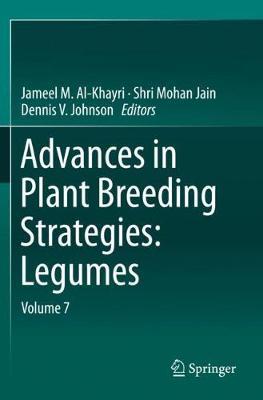 Advances in Plant Breeding Strategies: Legumes: Volume 7