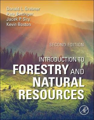 Introduction to Forestry and Natural.. Cover