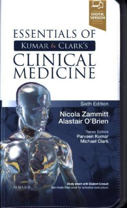 Essentials of Kumar and Clark's Clinical.. Cover