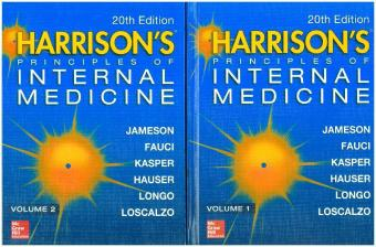 Harrison's Principles of Internal.. Cover