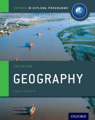 IB Geography Course Book: Oxford IB.. Cover