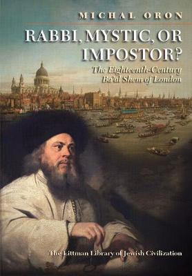 Rabbi, Mystic, or Impostor?: The.. Cover