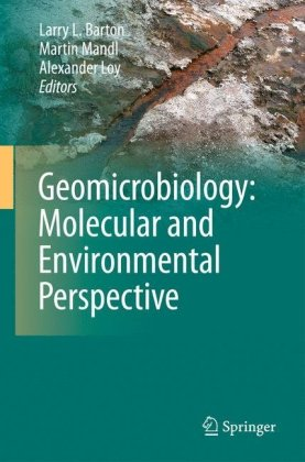 Geomicrobiology: Molecular and.. Cover