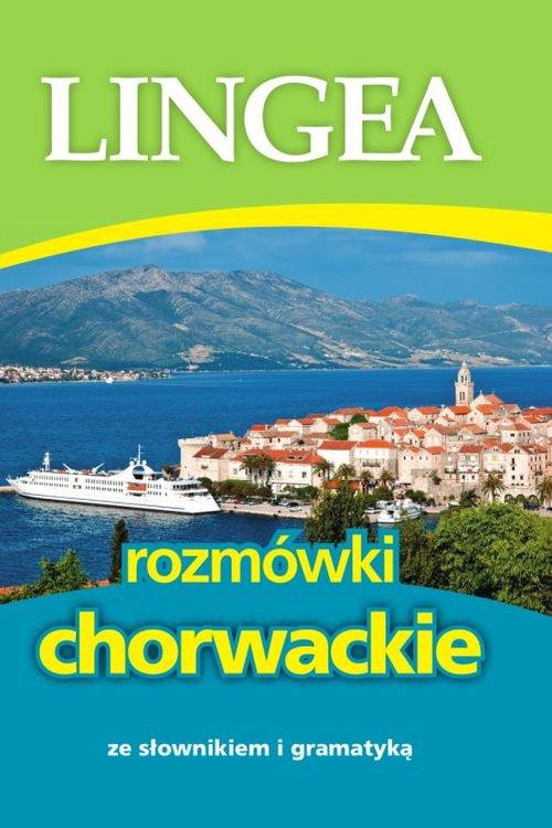 Rozmówki chorwackie wyd.5 Cover