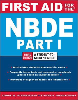 First Aid for the NBDE: Part 1