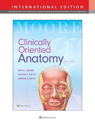 Clinically Oriented Anatomy Cover
