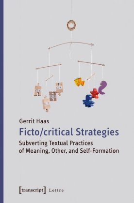 Fictocritical Strategies: Subverting.. Cover