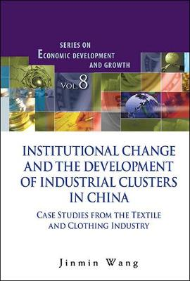 Institutional Change and the Development.. Cover