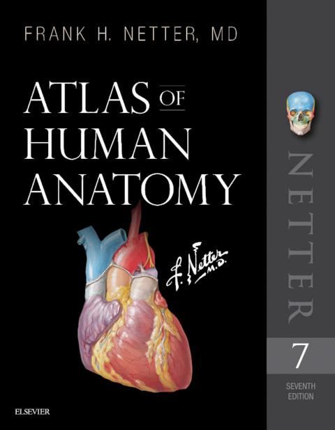 Atlas of Human Anatomy E-Book Cover