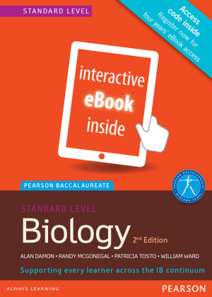 Pearson Baccalaureate Biology for the IB Diploma: Pearson Baccalaureate Biology Standard Level 2nd edition ebook only edition (etext) for the IB Diploma Standard Level