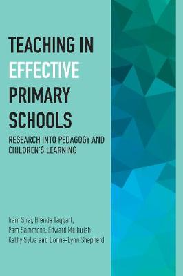 Teaching in Effective Primary Schools:.. Cover