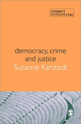 Democracy, Crime & Justice Cover