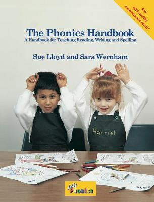 The Phonics Handbook: in Precursive Letters (British English edition)