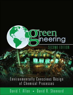 Green Engineering: Environmentally.. Cover