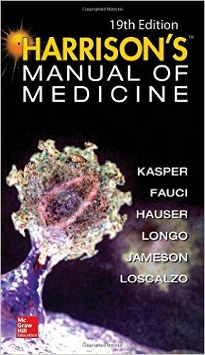 Harrison's Manual of Medicine 19e