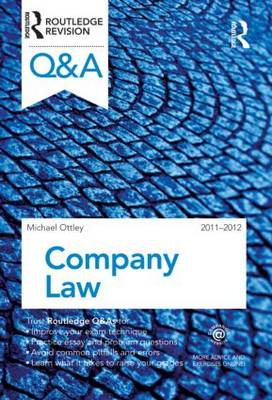 Q&A Company Law 2011-2012 Cover