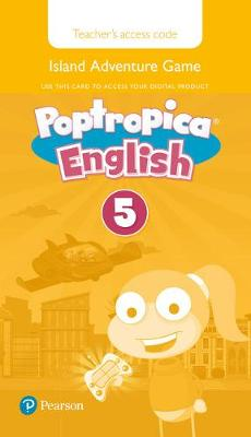 Pearson education abe ips poptropica english level 5 teachers online world access code publisher pearson education limited fandeluxe Choice Image