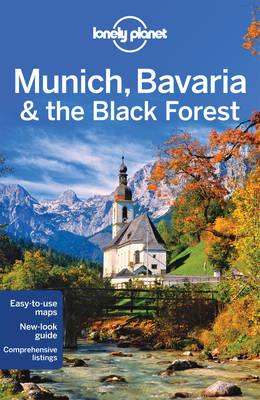 Munich Bavaria & the Black Forest TSK 4e