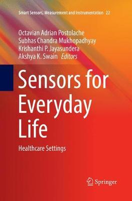 Sensors for Everyday Life: Healthcare Settings