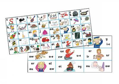 Jolly Phonics Letter Sound Strips: in.. Cover