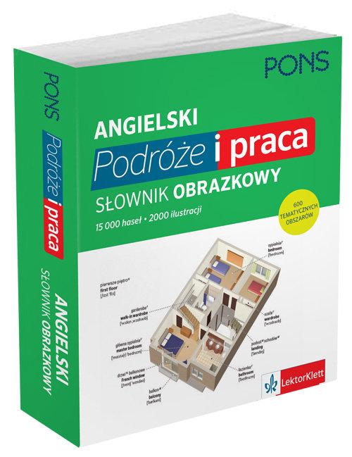Angielski Podróże i praca Słownik.. Cover