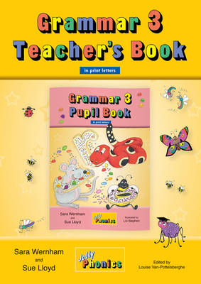 Grammar 3 Teacher's Book: In Print Letters (British English edition)