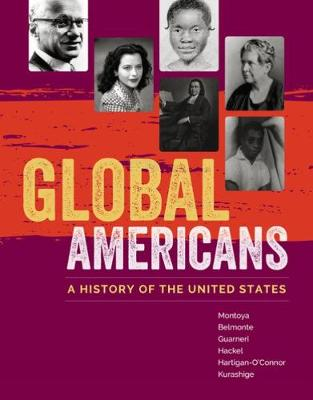 Global Americans: A History of the.. Cover