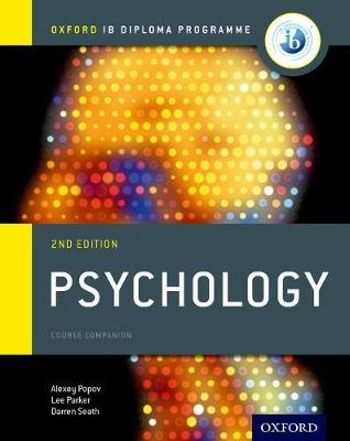 IB Psychology Course Book: Oxford IB Diploma Programme