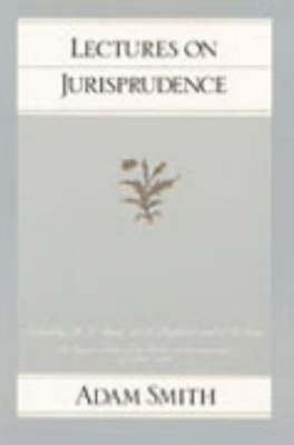 Lectures on Judisprudence Cover
