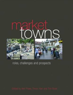 Market Towns: Roles, challenges and.. Cover