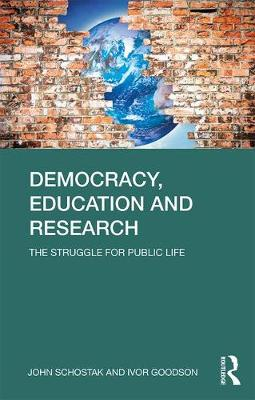 Democracy, Education and Research: The.. Cover