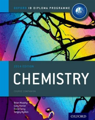 IB Chemistry Course Book 2014