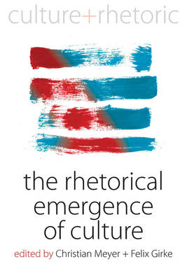 The Rhetorical Emergence of Culture Cover