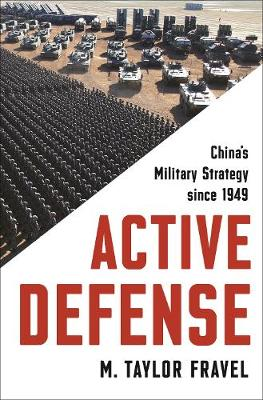 Active Defense: China's Military.. Cover