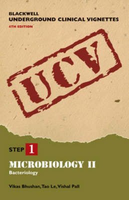 Blackwell Underground Clinical Vignettes Microbiology II