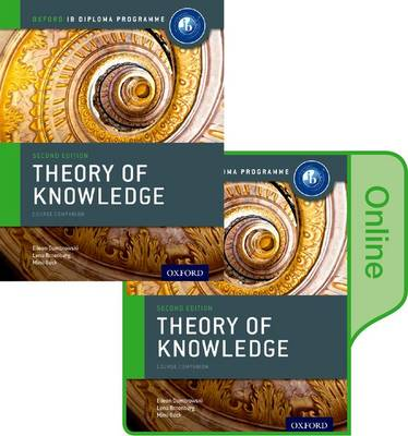 Ib Theory of Knowledge Print and Online Course Book Pack: Oxford Ib Diploma Programme