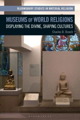 Museums of World Religions: Displaying.. Cover