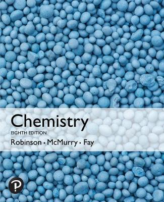 Chemistry, Global Edition Cover