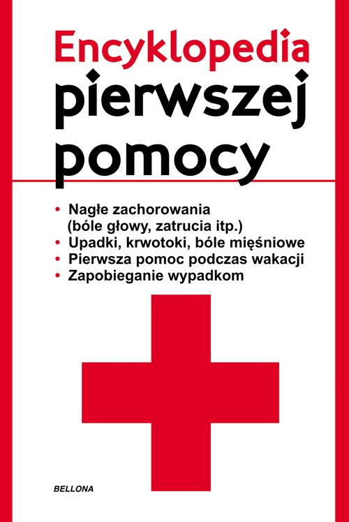 Encyklopedia Pierwszej Pomocy Cover