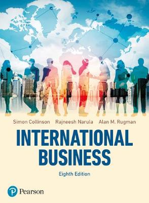 International Business, 8th Edition Cover