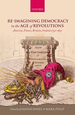 Re-imagining Democracy in the Age of.. Cover