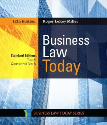 Cengage learning abe ips business law today standard text summarized cases fandeluxe Images