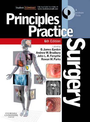 Principles and Practice of Surgery 6e Cover